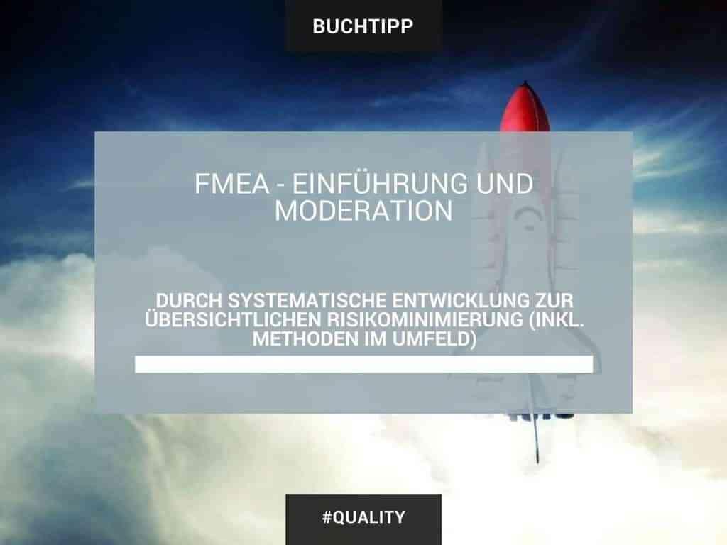 FMEA - Einführung und Moderation 1
