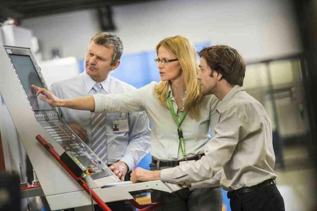Arbeitsplatz 4.0 – Wenn intelligente Bildverarbeitung und ergonomische Arbeitsplatzgestaltung miteinander verschmelzen 9