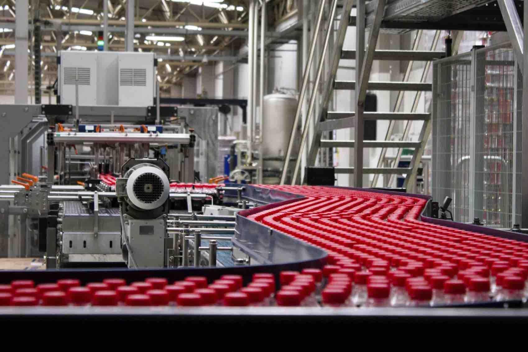 Produktionsprozesse optimieren und effizient gestalten
