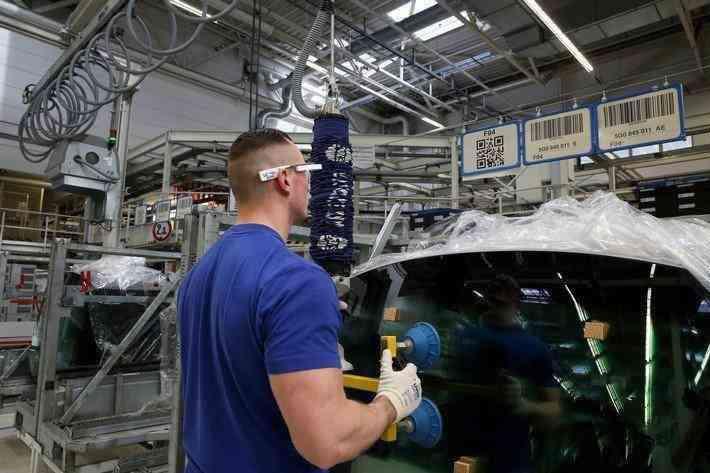 Volkswagen bringt 3D-Datenbrille in den Serieneinsatz 6
