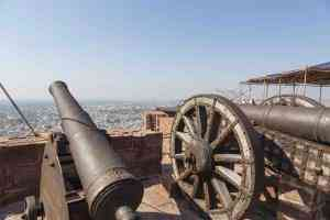 Old canons 1