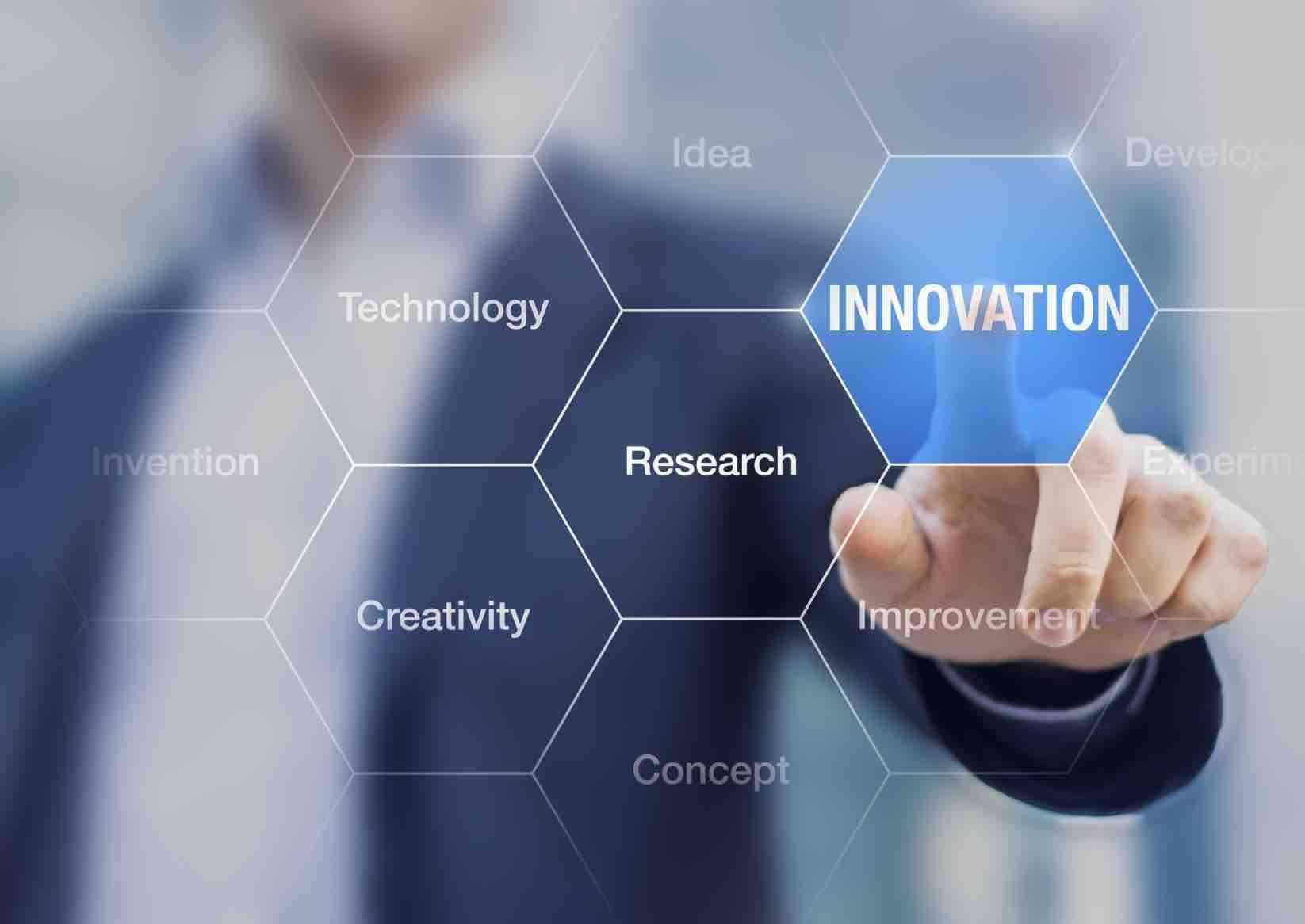 Innovation hat oft gar nichts mit F&E zu tun