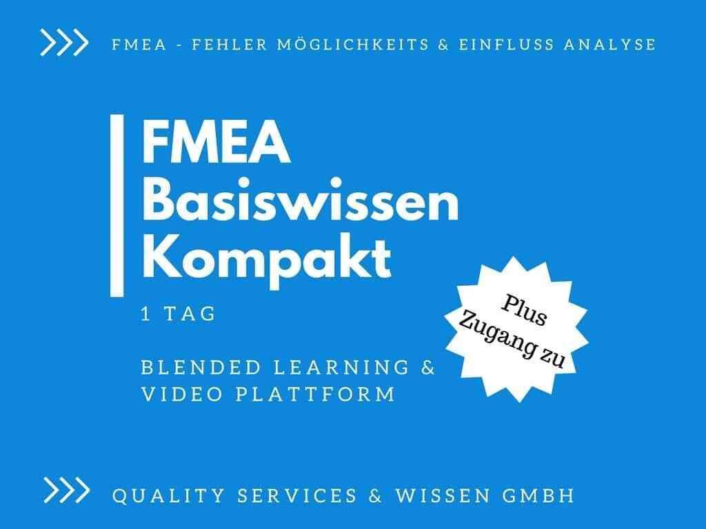 FMEA-Baswissen-Kompakt