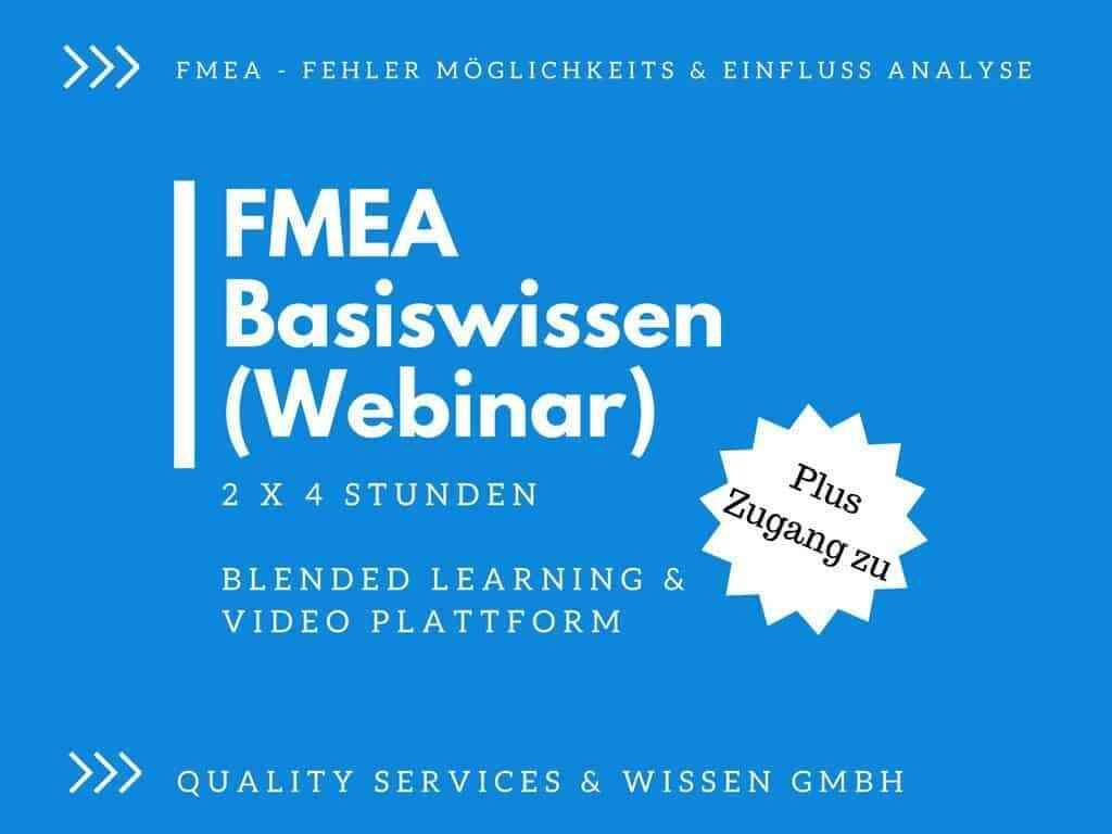 FMEA-Webinar