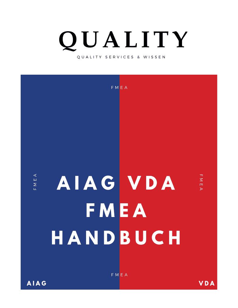 FMEA Handbuch (AIAG und VDA)