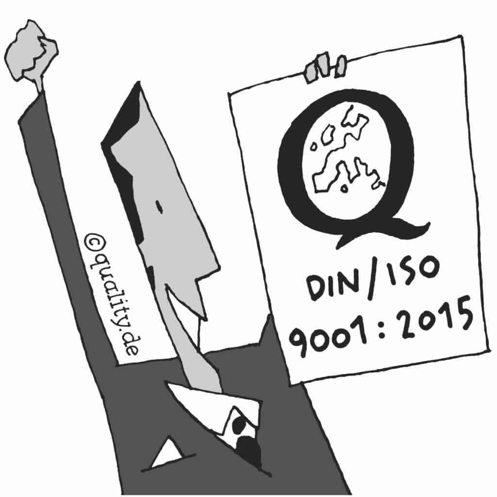 ISO 9001 Beratung / ISO 9001 Unterstützung / Consulting 1