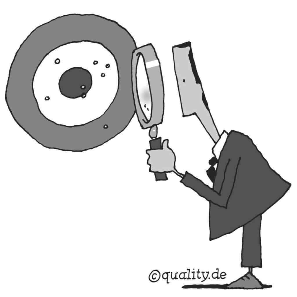 Zielkontrolle