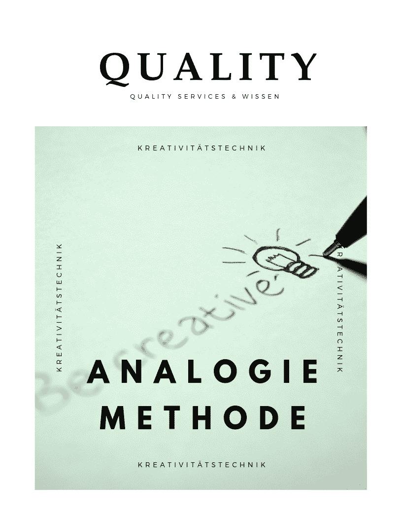 Analogie Methode