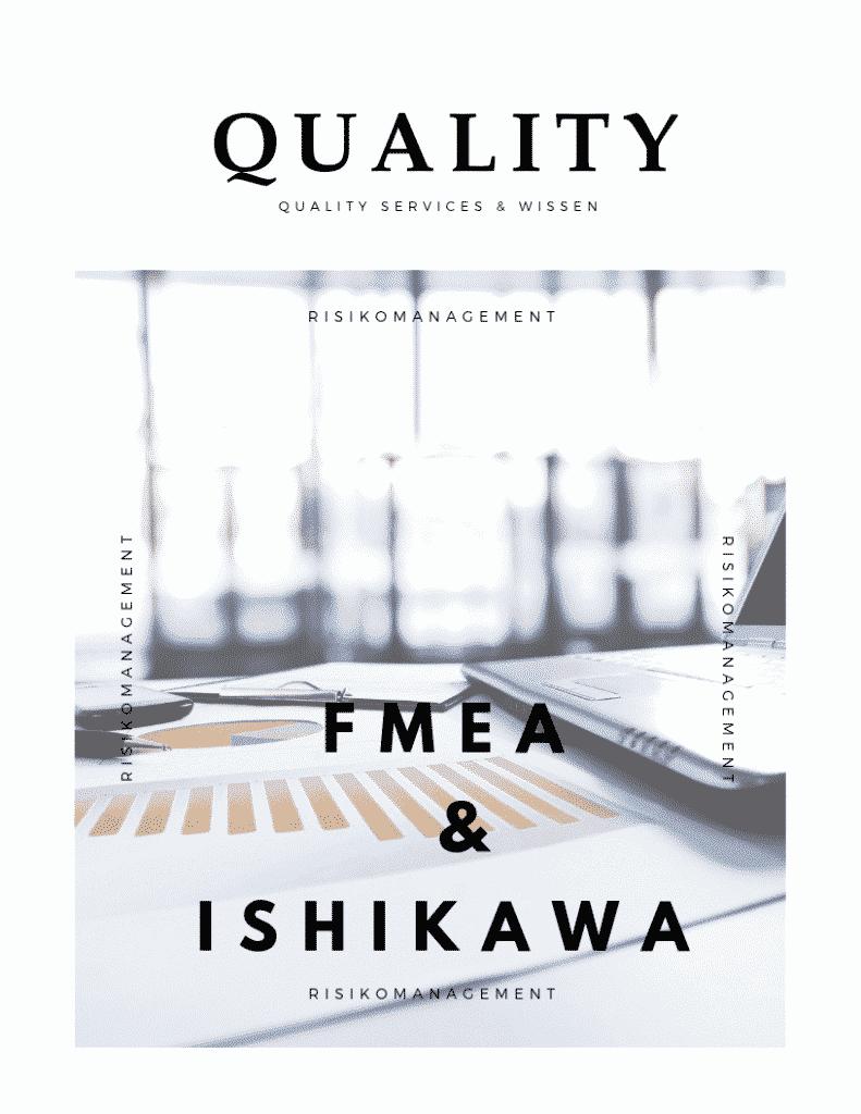 FMEA & Ishikawa Diagramm / 5x Warum 1
