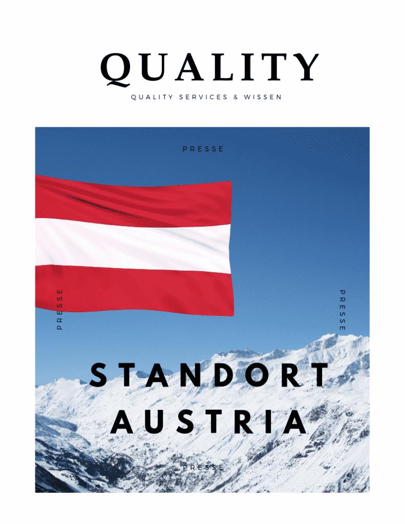 Quality Services und Wissen Austria 6