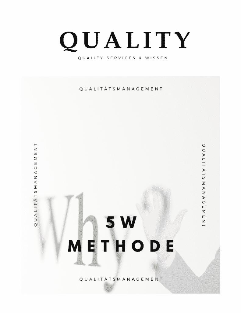 5W Methode 8