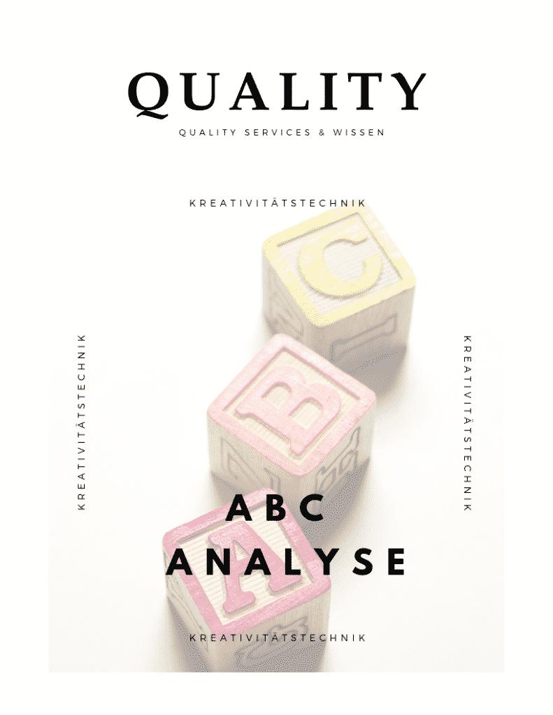 ABC Analyse 4