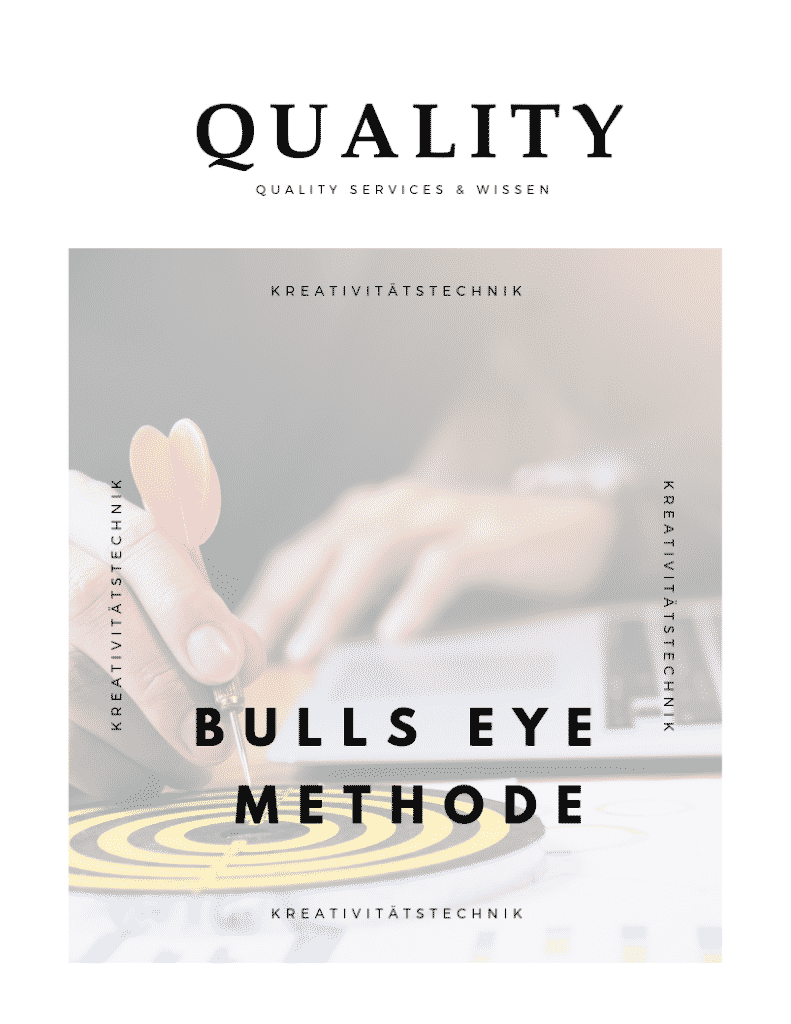 Bulls Eye Methode 6