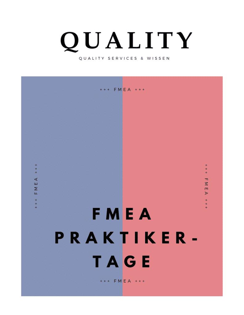 FMEA Praktikertage im Audi Forum Neckarsulm 2