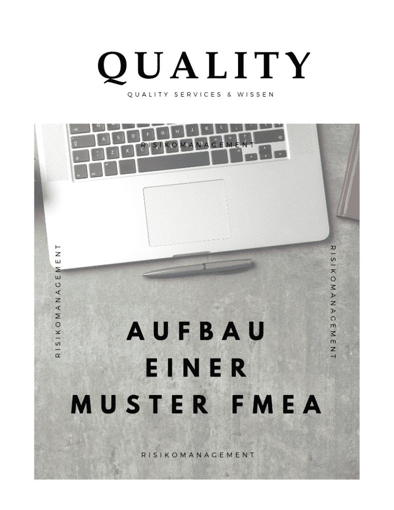 Der Aufbau einer Muster FMEA 1