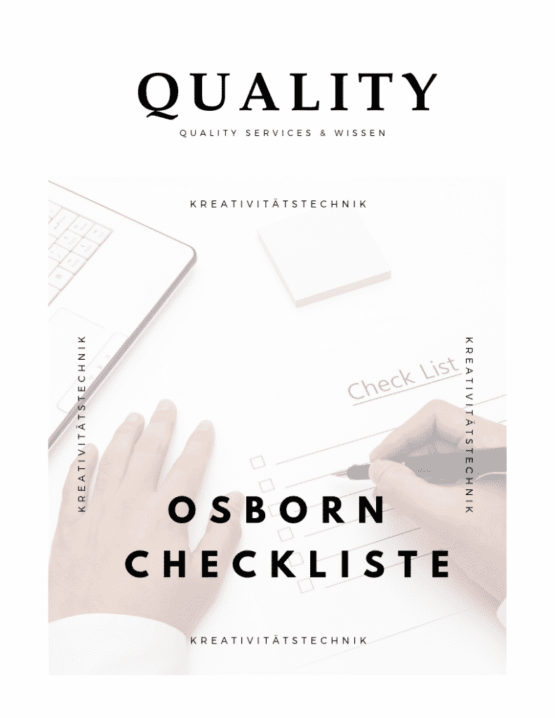 Osborn-Checkliste 75