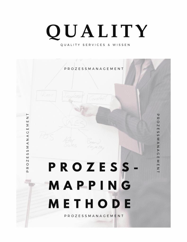 Prozessmapping Methode 6