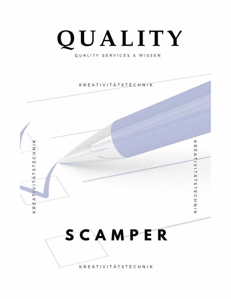 SCAMPER Kreativitätstechnik 11