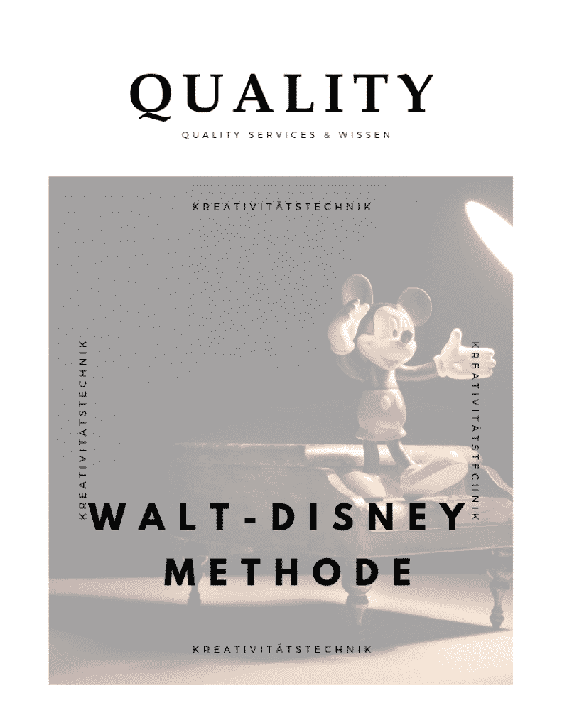 Walt-Disney-Methode 6