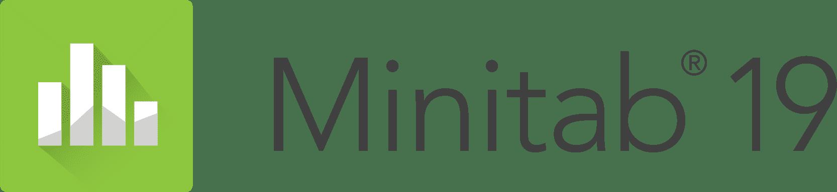 minitab 19 logo