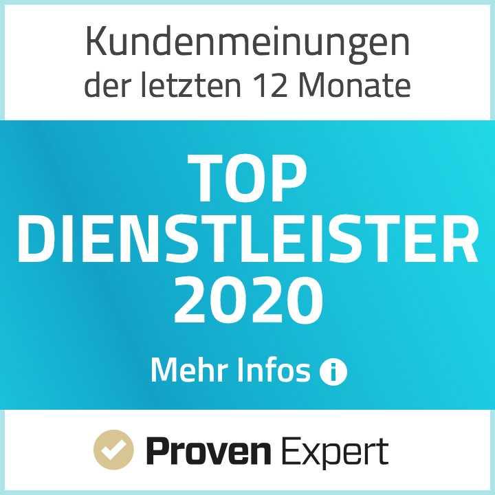 provenexperttop dienstleister quality 2020