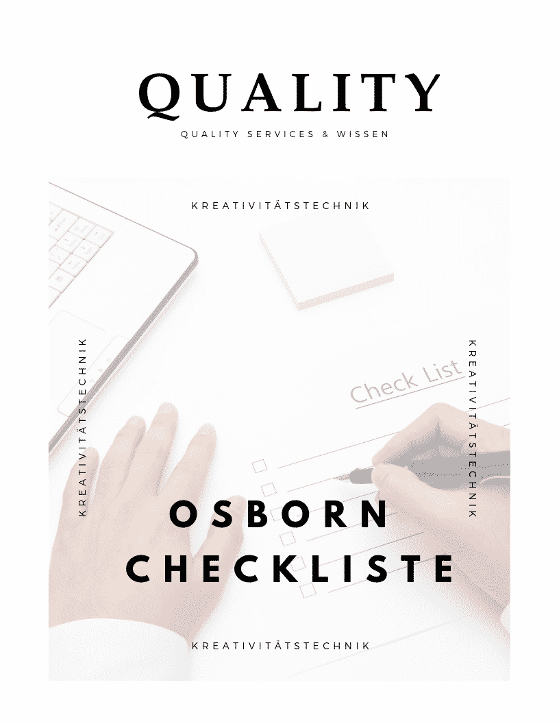 Osborn Checkliste