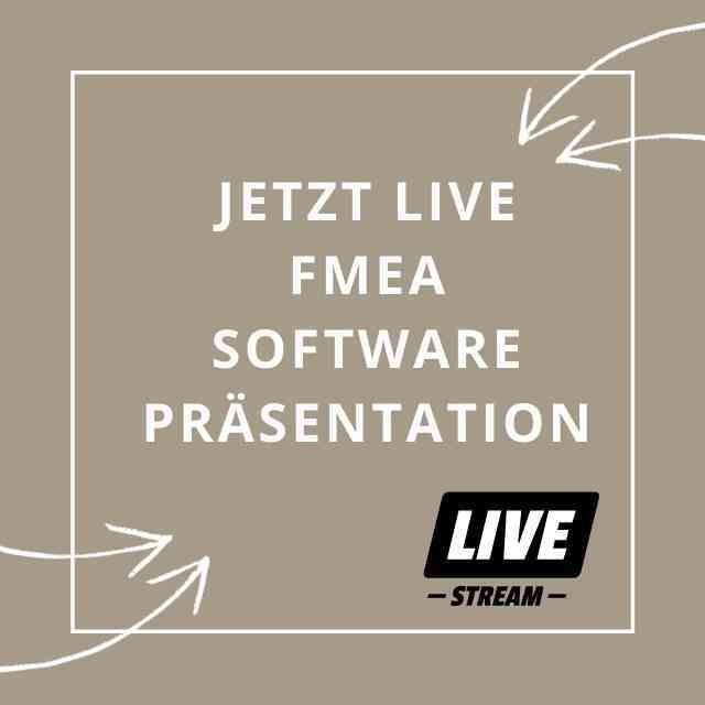 fmea software prasentation