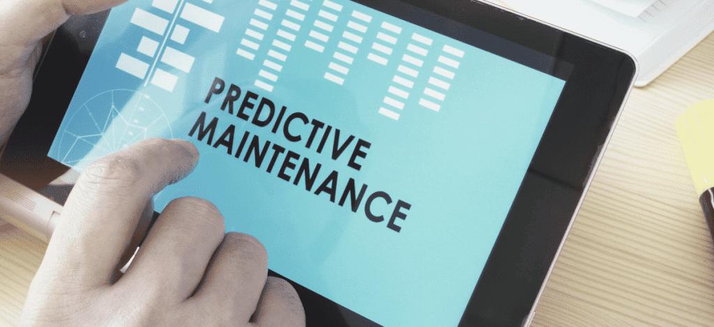 predictive maintenance