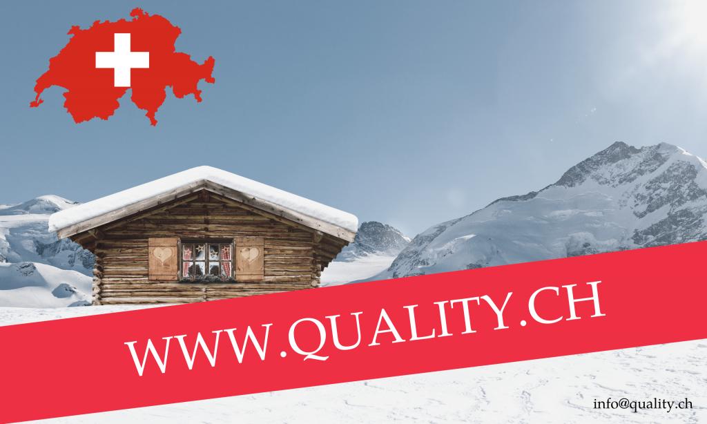 Quality eröffnet neuen Standort in der Schweiz!